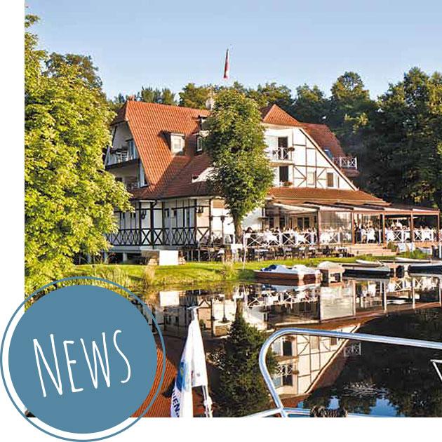 Die SeeLodge – einer der wohl schönsten Orte Brandenburgs