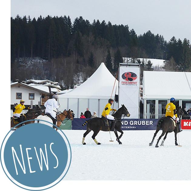 Snow Polo in Kitzbühel 2018