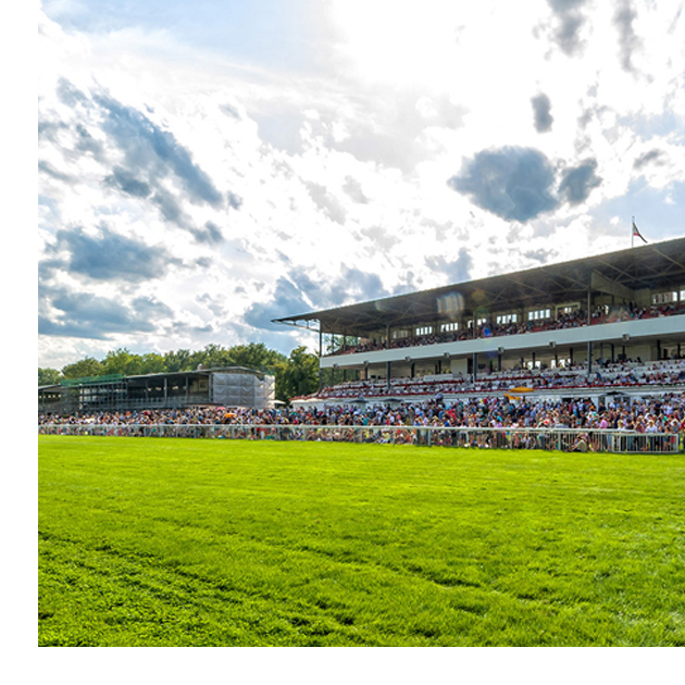 The Racing Course Hoppegarten