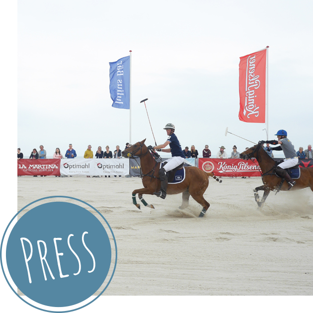 BEACH POLO WORLD CUP AM SYLTER STRAND