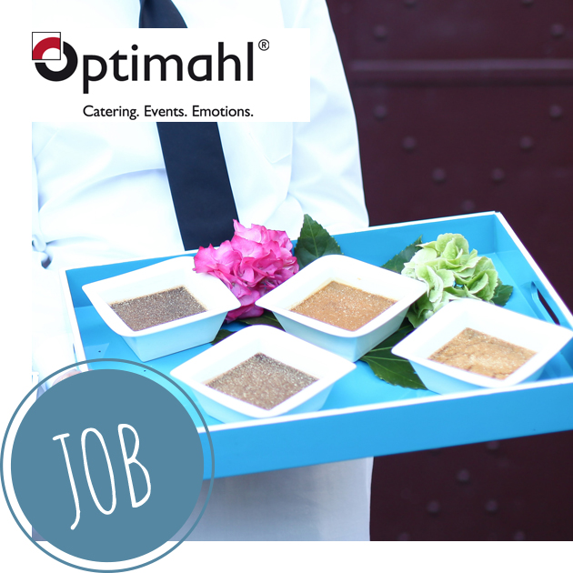 Servicekraft Eventcatering (m/w/d) bei Optimahl Catering