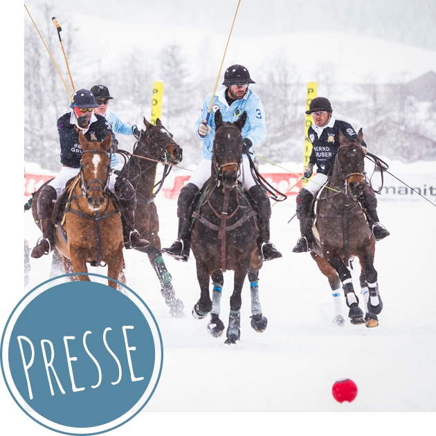 Kulinarik von Optimahl für Snow Polo Event in Kitzbühel