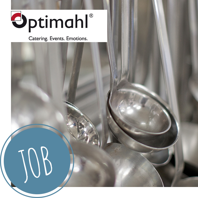 Chef de Partie (m/w/d) bei Optimahl Catering