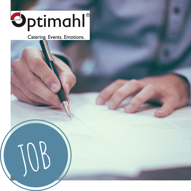 Catering Sales Manager (m/w/d) bei Optimahl Catering