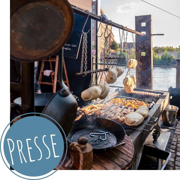 Das ganze Jahr Grill-Saison – Barbecue im Eventcatering