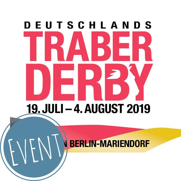 Deutschlands Traber Derby Rennbahn Mariendorf