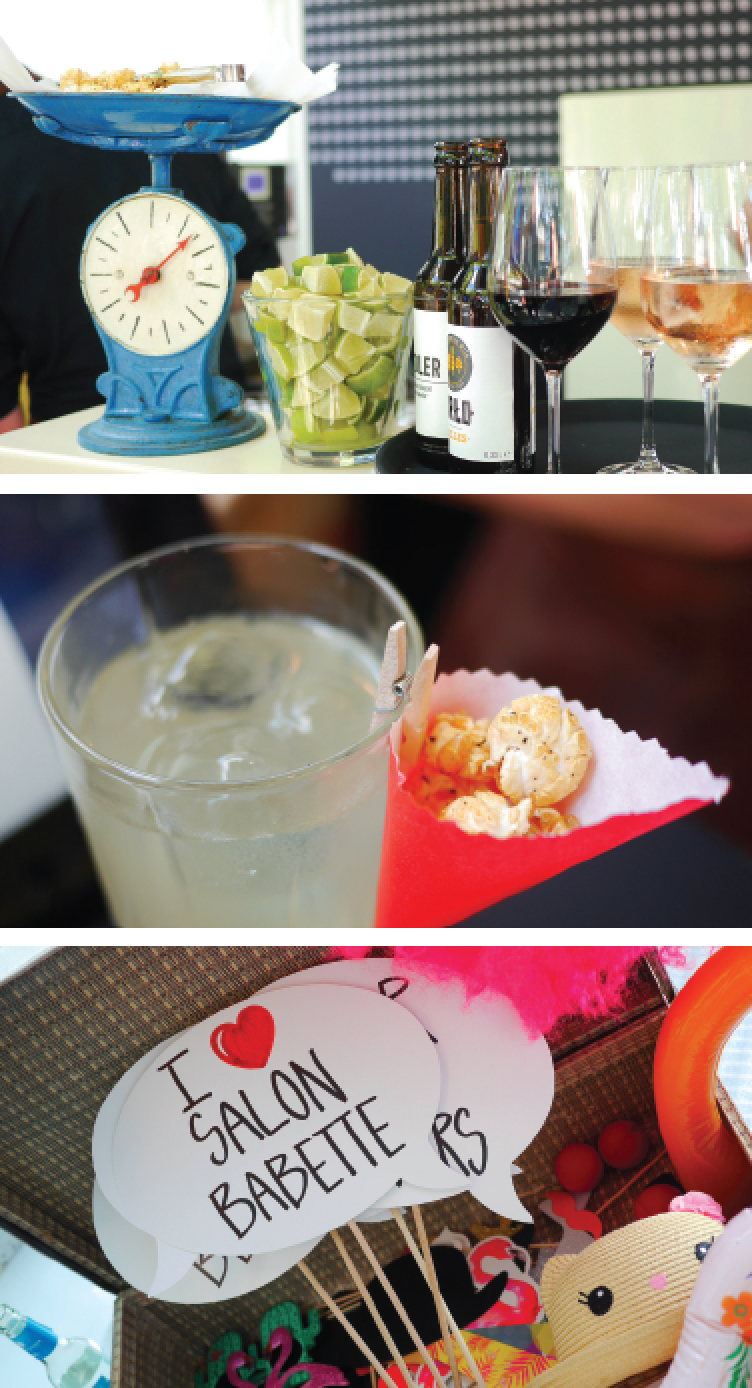 Optimahl Event Catering – Salon Babette