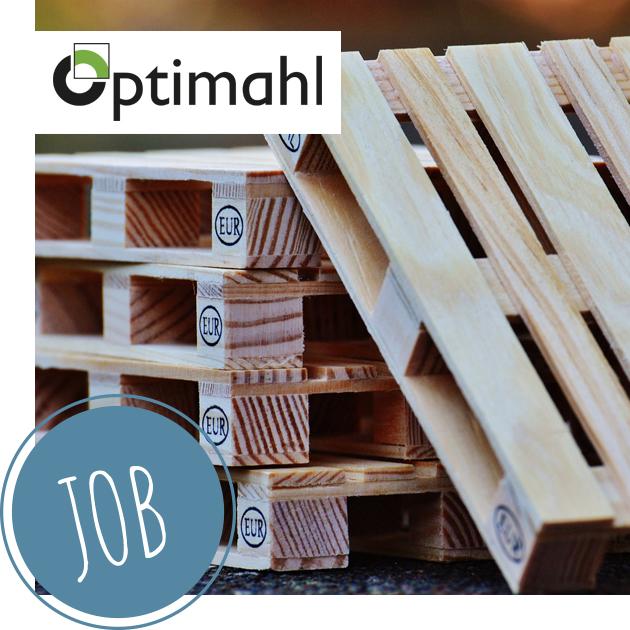 Lagerist für die Warenannahme (m/w/d) bei Optimahl Event GmbH