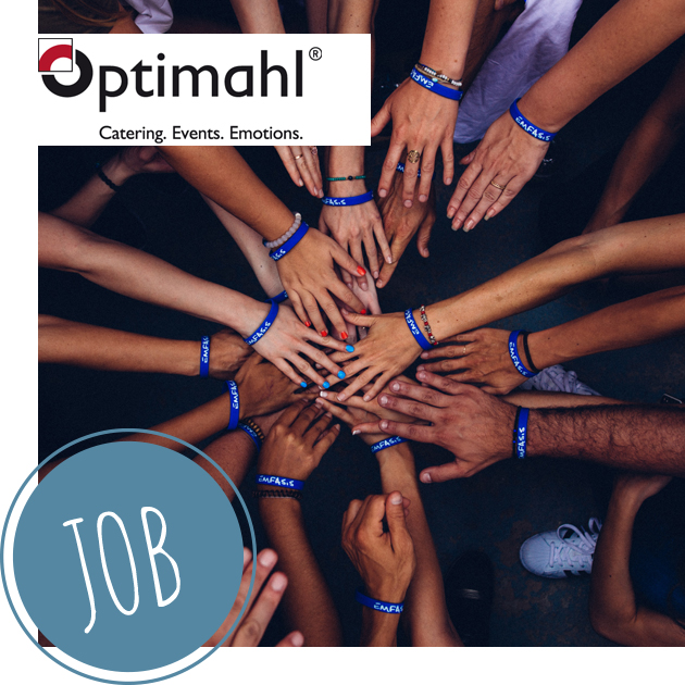 Junior Projektleiter (m/w/d) bei Optimahl Catering