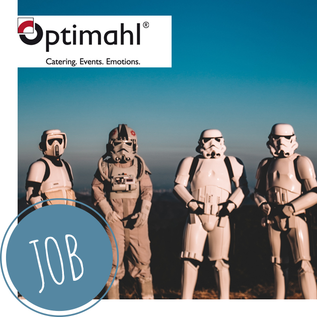 Senior Projektleiter (m/w/d) bei Optimahl Catering