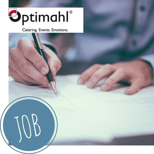 Personalsachbearbeiter (m/w/d) bei Optimahl Catering